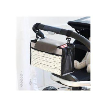 Органайзер для коляски Yoya/Dearest серый