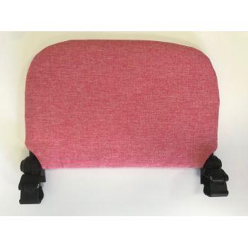 Подножка открытого типа для Yoya 175A+ (21 см) розовая