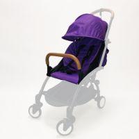 Текстиль для коляски Yoya 175A+, Yoya 175A+ 2020, Yoya 17521 Фиолетовый