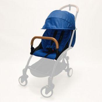 Текстиль для коляски Yoya 175A+, Yoya 175A+ 2020, Yoya 17521 Светло синий