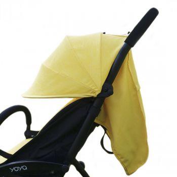 Текстиль для коляски Yoya 175A+, Yoya 175A+ 2020, Yoya 17521 Желтый