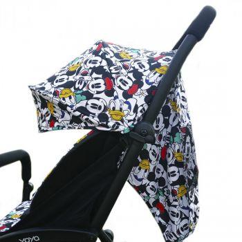 Текстиль для коляски Yoya 175A+, Yoya 175A+ 2020, Yoya 17521 Дисней