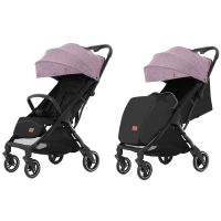 Прогулянкова коляска CARRELLO Turbo CRL-5503 Grape Pink +дощовик S /1/ MOQ