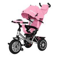 Велосипед триколісний TILLY CAMARO T-362/2 Рожевий/1/