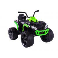 Ел-мобіль T-7318 EVA GREEN квадроцикл 12V7AH мотор 2*35W з MP3 106*68*50 /1/