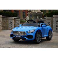 Ел-мобіль T-7652 EVA BLUE легковий на Bluetooth 2.4G Р/У 6V7AH мотор 2*18W з MP3 102*61*55 /1/