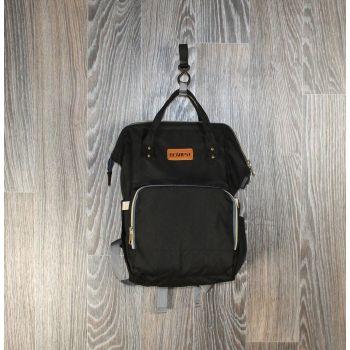 Рюкзак для мам черный