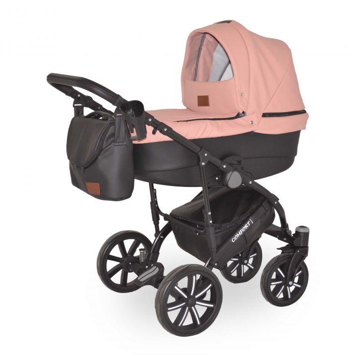 Donatan Comfort Розовая эко-кожа