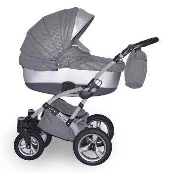 Donatan Viano Eco Серый металлик