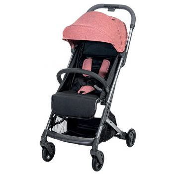 Прогулочная коляска Espiro Art 08 Pink Wibes