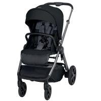 Прогулочная коляска Espiro Only New 10 Black Space (серая рама)