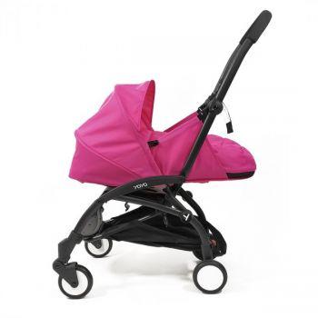 Блок для новорожденного ребенка для модели Yoya 2в1 165/175A+/1752020/17521 Розовая