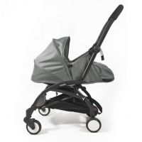 Блок для новорожденного ребенка для модели Yoya 2в1 165/175A+/1752020/17521 Серая