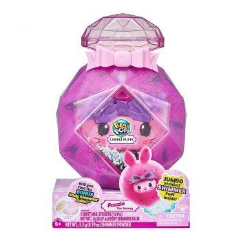 Игровой набор Pikmi Pops Cheeki Puffs Кролик сюрприз
